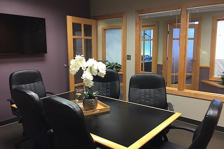 Intelligent Office - Rockville, Maryland - Small Conference Room