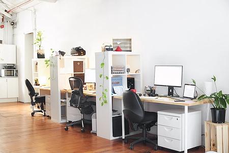 The Dale - Dedicated Desk 1
