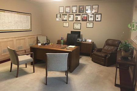 Orland Park Shared office space - Executive Office Suite