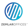 Logo of Zemlar Offices- Kennedy Road.