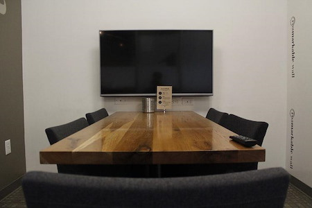 Roam Alpharetta - Meeting Room #2 - Collaborate