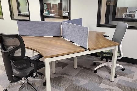 Harmony Coworks - Desk 4