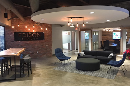 Edison Spaces - Office Suite 209