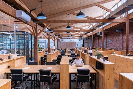 The Hive Collingwood - Dedicated Desk