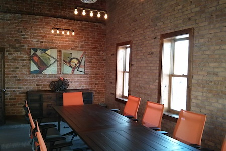 The Bonneville - Conference Room