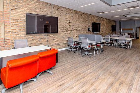 Mox.E Chicago's - Mox.E Coworking