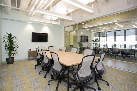 Carr Workplaces - DTLA - Wilshire Room