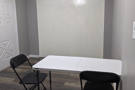 BrickRose Exchange - Semi-Private Office Space w/ Whiteboard
