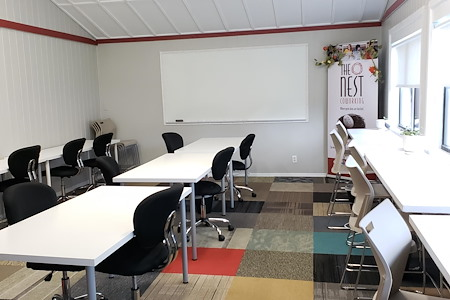 The Nest Coworking - Fly-In Flex Nest