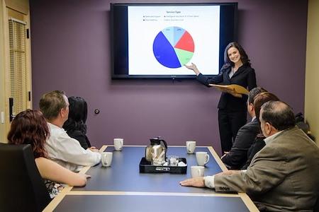 Intelligent Office Philadelphia - Medium Conference Room A