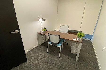 WorkHub - Private Office 13 - 102 Sq Ft