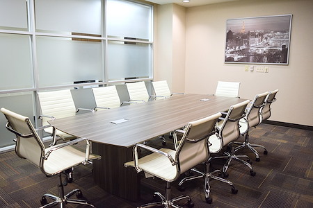 Executive Workspace  Preston Trail - Large Conference Room
