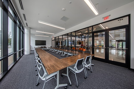 Carr Workplaces - Convergence Center - Discovery Room