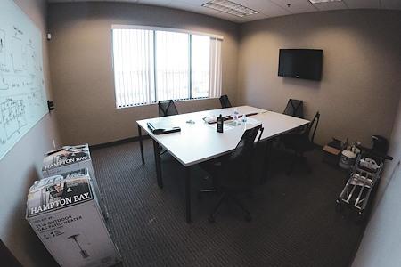 Work in Progress -Downtown - Team Room 004