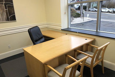 gSPACE | Putnam Avenue Offices - Private Office for 2