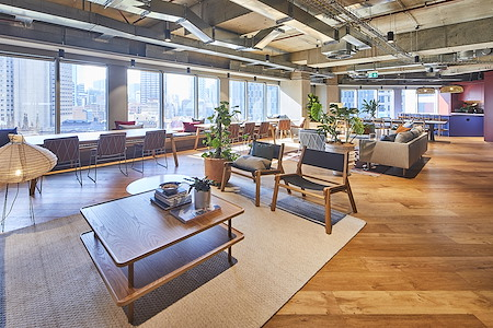 Space&Co. 580 George Street, level 10 - Day Pass Bundle