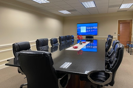 BLE Executive & Virtual Office Suites - Boardroom 410
