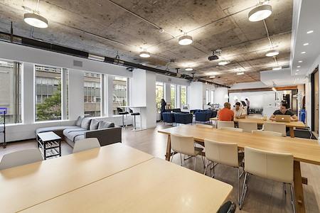 Startuptive - Open Desks