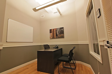 Select Office Suites - 1115 Broadway Flatiron NYC - Private Day Office