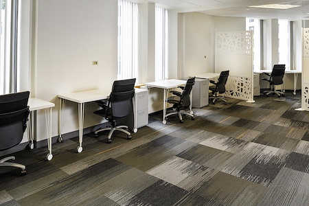 Carr Workplaces - Financial District - Corner Suite 609-612 - 8 to 12 people