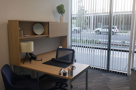 Carr Workplaces - Convergence Center - Cernan Day Office