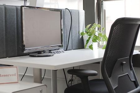 Nomadworks - Dedicated Desks in Coworking Space
