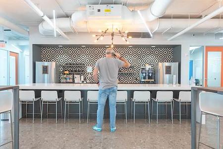 Novel Coworking - Heard Building - Lounge Pass