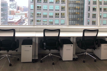 iQ Offices | 222 Queen St - On Demand Private Office