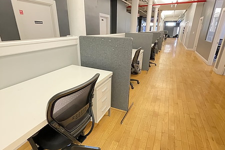 New Era HQ - Desk Space