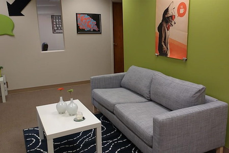Creative Density | Capitol Hill - Window Office for 4 in Shared Space