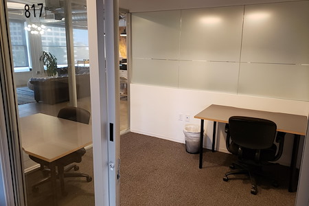Cross Campus Pasadena - Small Private Office