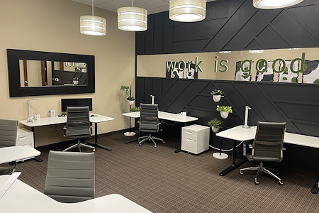 WorkSuites | Grapevine - DFW Airport - Hybrid Coworking