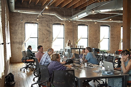 Fueled Collective – Minneapolis Northeast - Full Time Member (Hot Desk)
