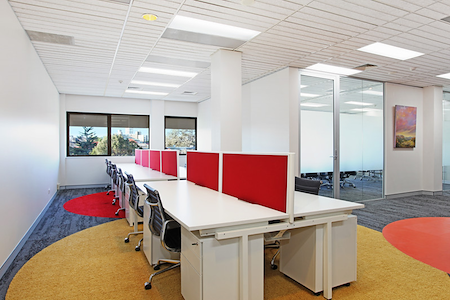 workspace365 - Edgecliff Centre - Coworking Dedicated Desk
