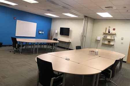 thinkspace - Redmond - Geothermal Conference Room