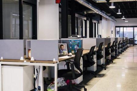 St@rtup - Dedicated Desk