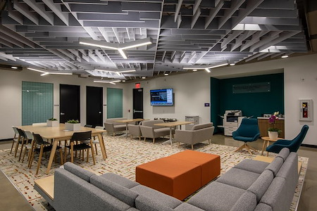 Carr Workplaces - Convergence Center - Day Pass
