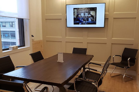 Known Coworking - The Brainstorming Room