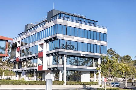 Newport Executive Center - Private Partial Ocean View Office (507)