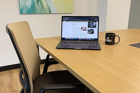 Venture X | Durham - Shared Desk / Hot Desk