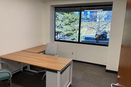 Office Evolution Colorado Springs - Large Window Office #12