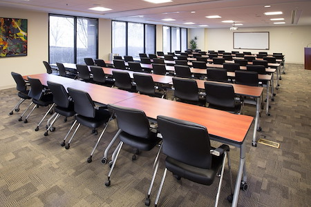 Peachtree Offices at West Paces Ferry, LLC. - 48 Person Training Room