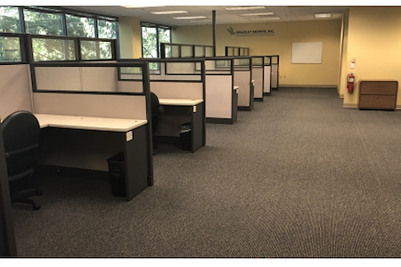 Shared Office Space Available - Dedicated Desk 1