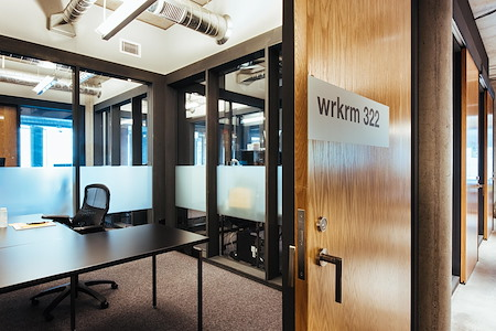 CENTRL Office - West End - Private Office for 1