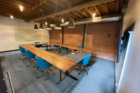 Temescal Works - Large Modern Conference Room-Telegraph