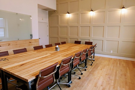 Known Coworking - The Board Room