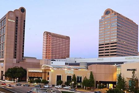 WorkSuites | Dallas Galleria Tower One - ExeutiveSuite - Window or Interior