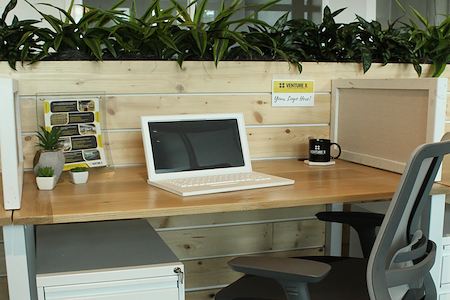 Venture X | Charleston - Garco Mill - Dedicated Desk