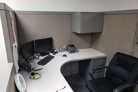 RJ Office - Dedicated Desk 2