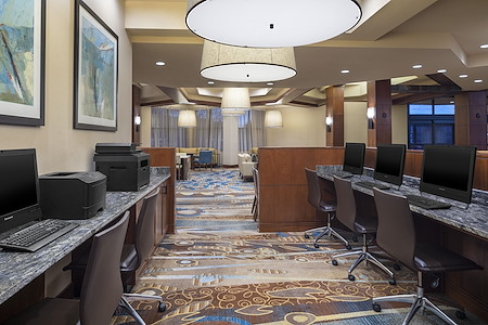 Fort Collins Marriott Hotel - Business Center